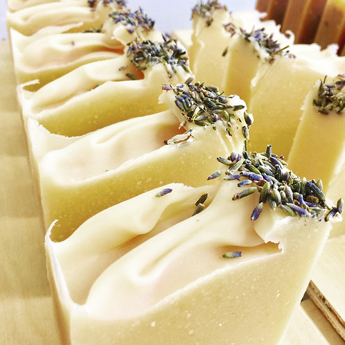 Lavender and Shea Butter