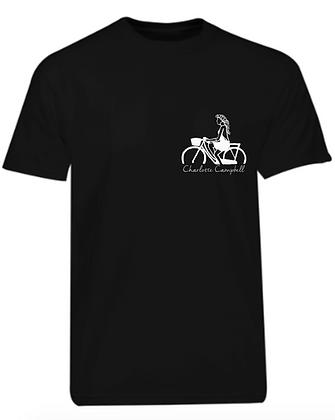 Black Bike T Shirt