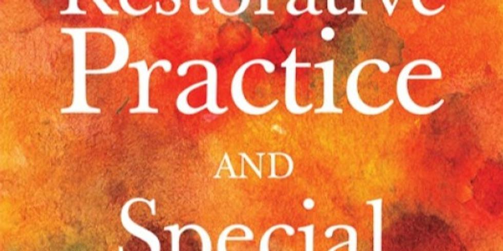 1 Day -Restorative Practices & Special Needs Workshop
