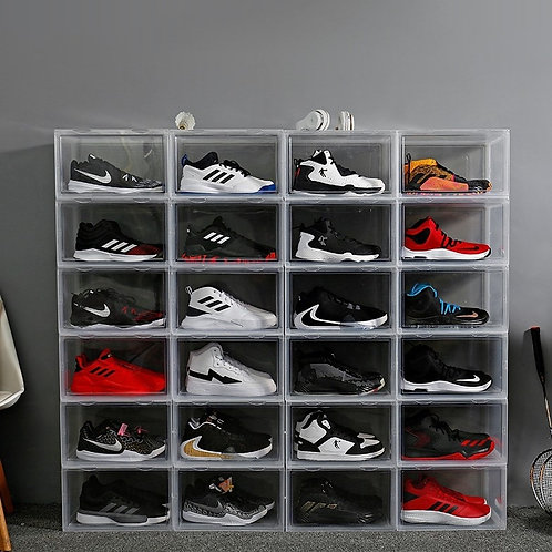 Sneaker Display Kit (Magnetic) | Sneaker Shelf Organizer