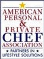 Chef Jessica Sequoia is a Member of the American Personal and Private Chef Association