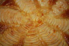 French Pear Tart or La Tarte Bourdaloue