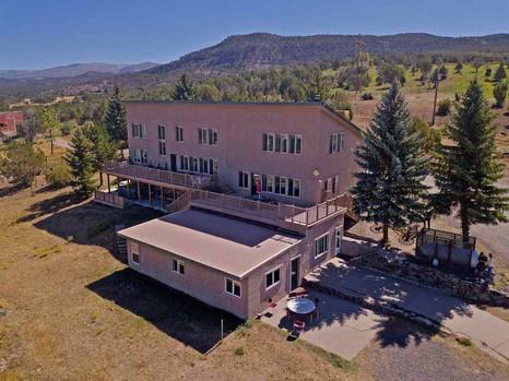 Six Eagles Haven Main House