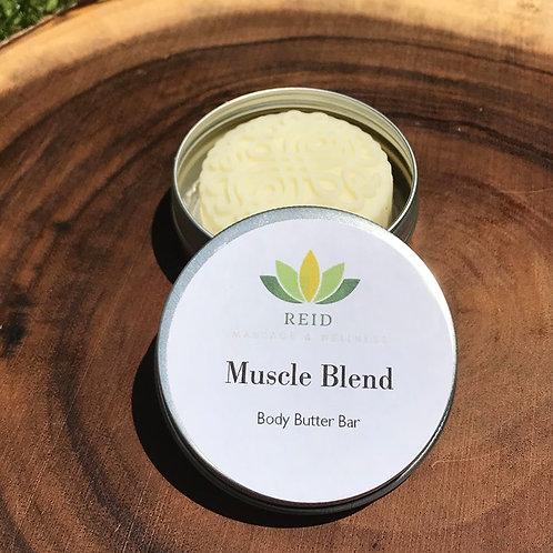 Muscle Blend Body Butter Bar