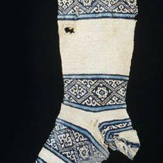 12 c sock. Egypt. Textule museum Washing