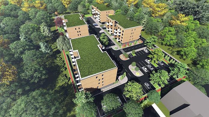 Developérsky projekt Flower Garden Dunajská Streda