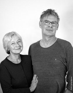 Peter en Petra Lataster Photo by Carine
