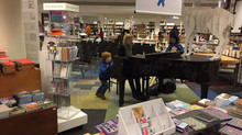 Public Pianos of Rotterdam; Part One