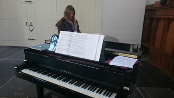 On spring and tomorrow's concert