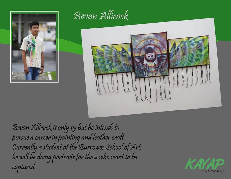 B Allicock-Artist KAYAP 2