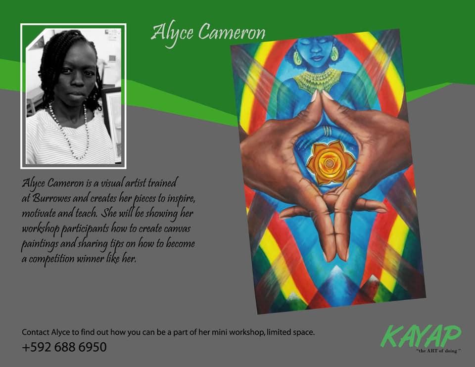 A Cameron -Artist KAYAP 2