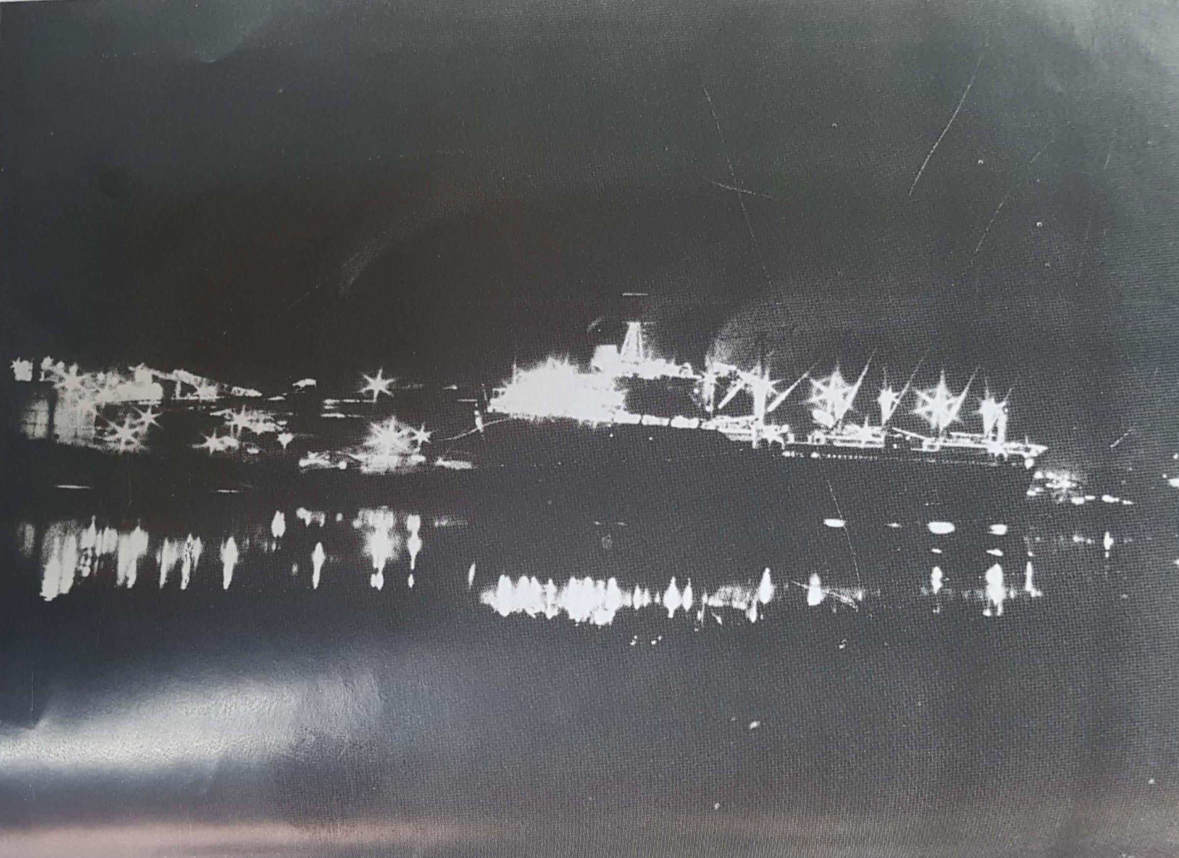 Bauxite Ships