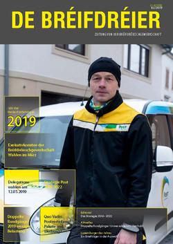 De Bréifdréier A20 02-2019