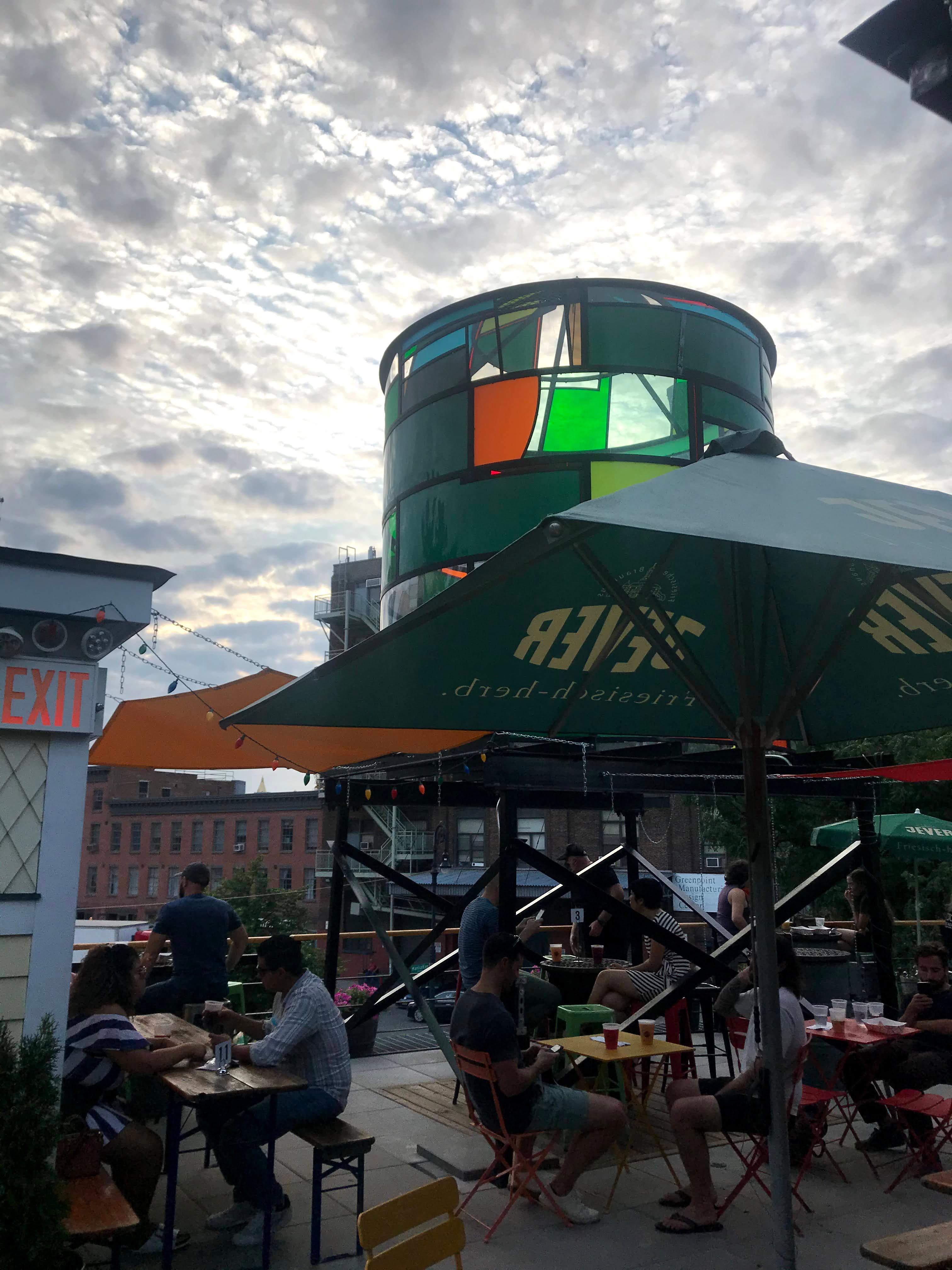 Rooftop BRUNCH Pilates x Greenpoint Beer