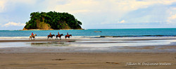 riding near isla chora