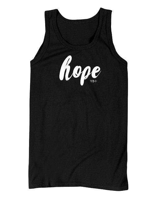HOPE x Y B ÷ tank-top (black)