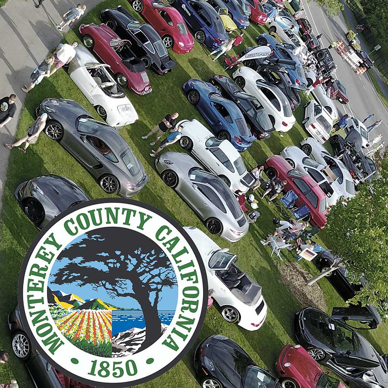 Monterey County Car Related Events August 5th - 15th