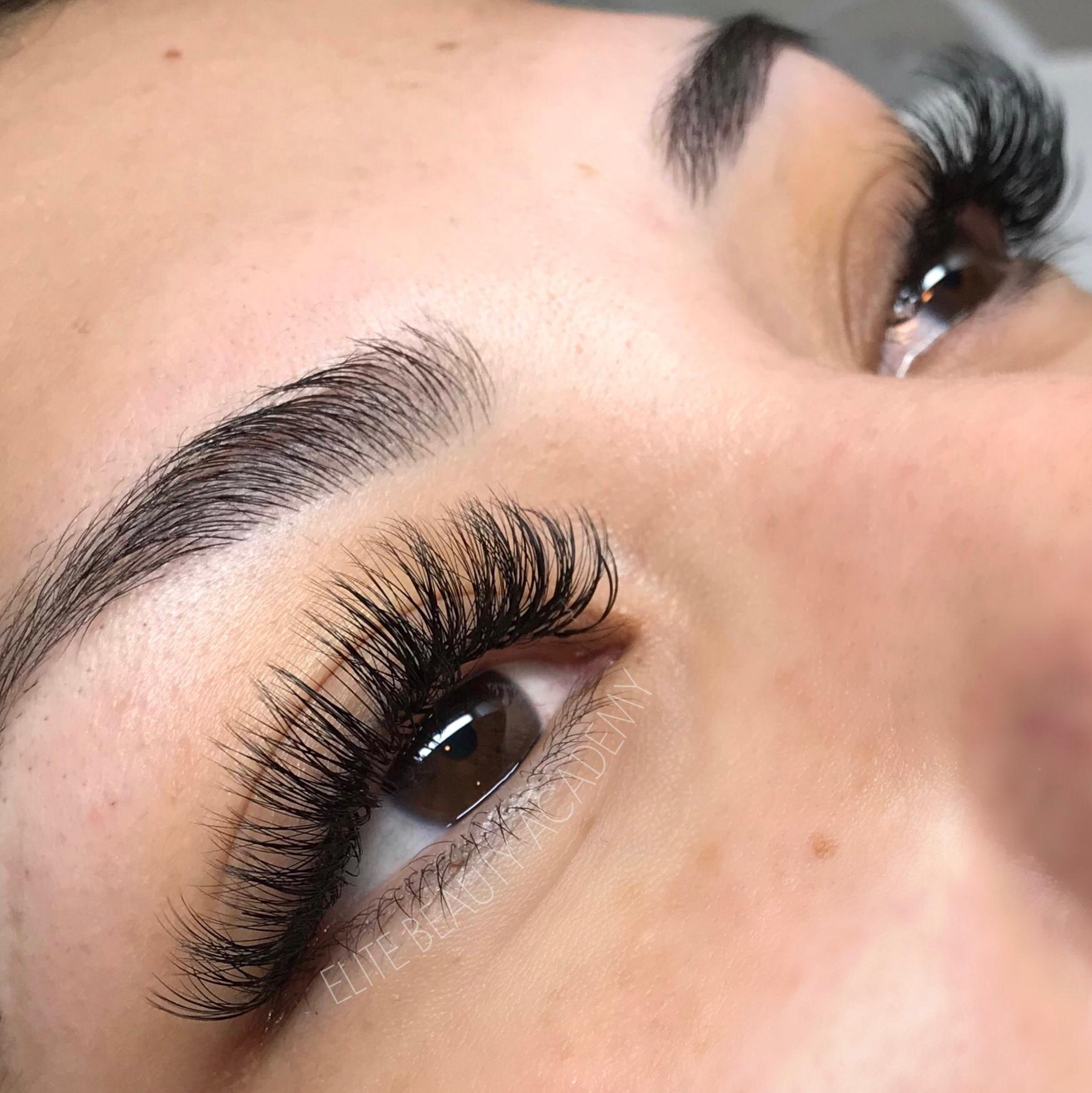 Eyelash Extension Houston Beauty School