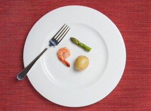 To lose weight, eating less far outweighs exercise or eating healthy