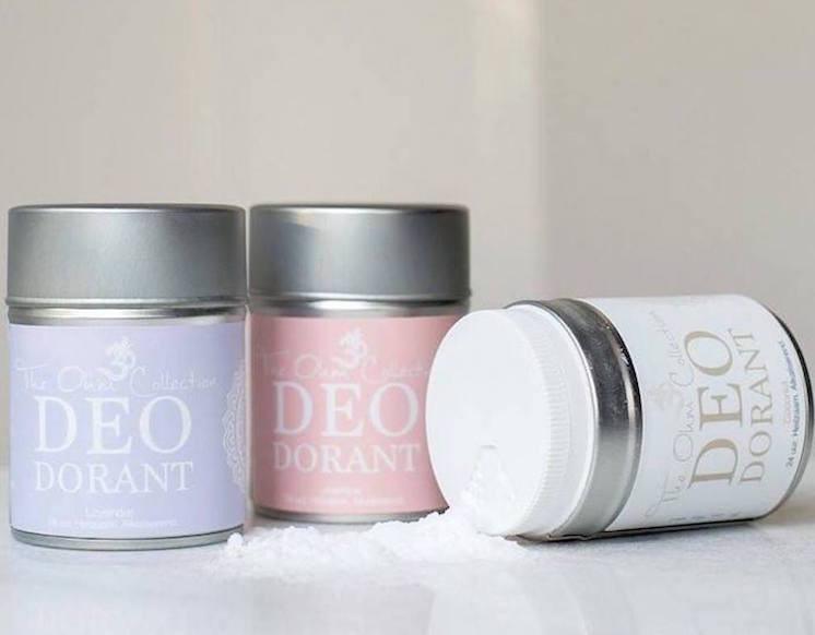 Paras Alumiiniton Deodorantti - The Ohm Collection