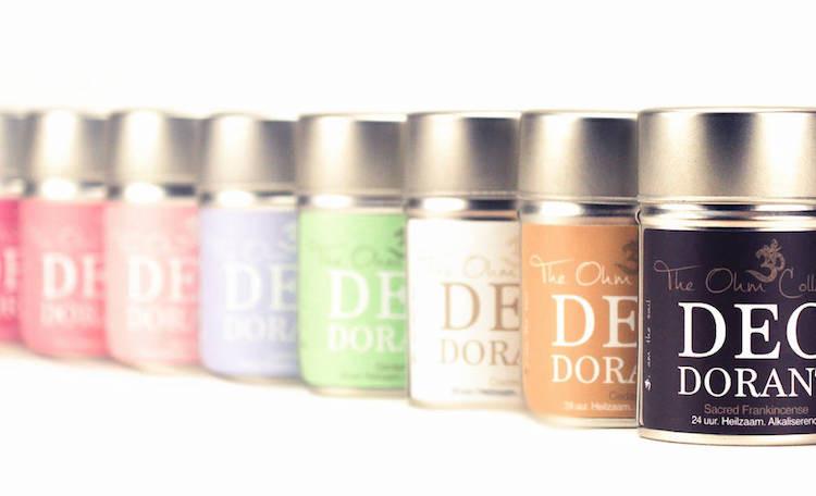 Paras Alumiiniton Deodorantti - Tuoteryhmäkuva