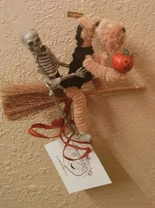 Halloween Kitchen Witch