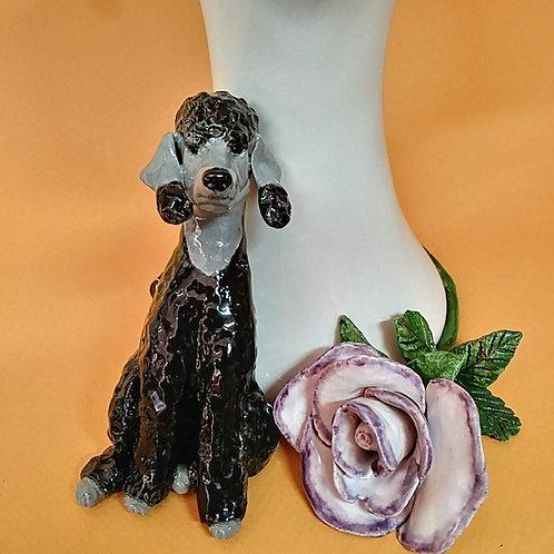 Rosebud Flower Vase