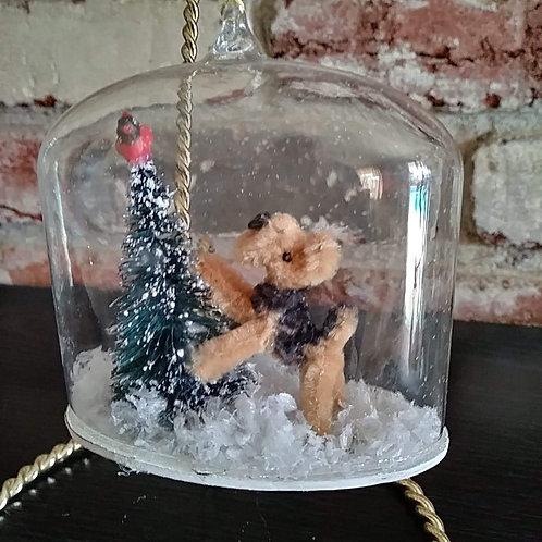 Winter Scene Mini Diorama