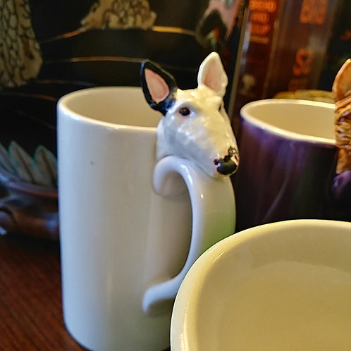Tall Latte Beverage Mug