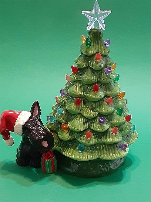 """Santa's Helper (15"""" tree)"""
