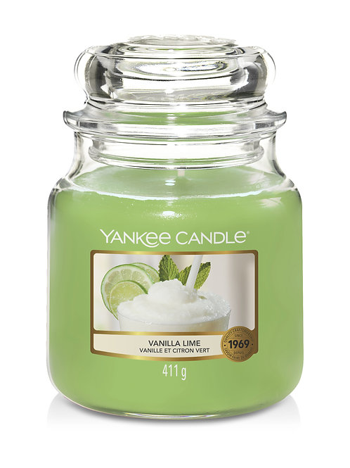 Vanilla Lime - Yankee Candle - Giara media