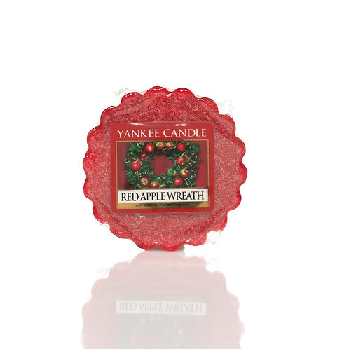 Red Apple Wreath - Yankee Candle - Tart
