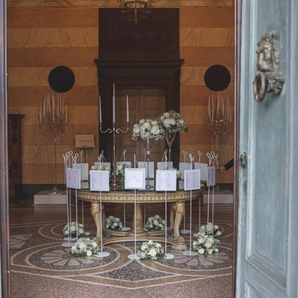 tableau mariage cavalieri wedding planner