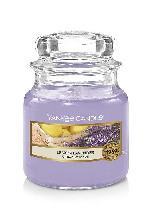 Lemon Lavender - Yankee Candle - Giara piccola