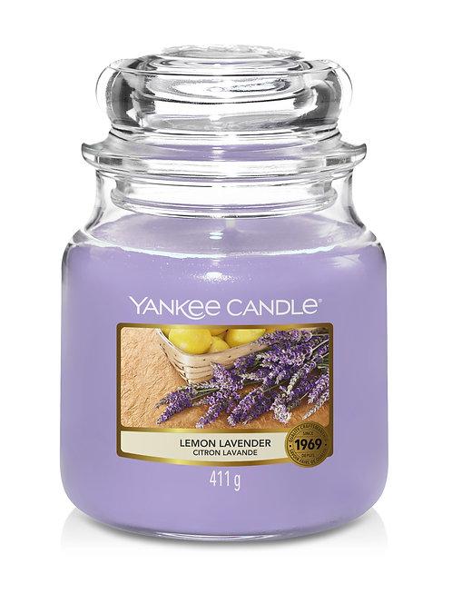 Lemon Lavender - Yankee Candle - Giara media