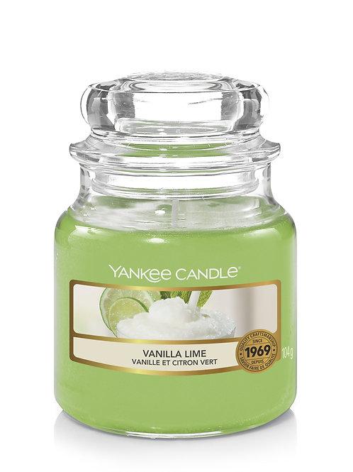 Vanilla Lime - Yankee Candle - Giara piccola