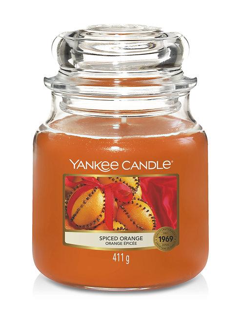 Spiced Orange - Yankee Candle - Giara media