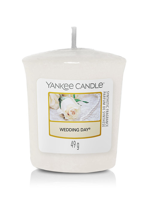 Wedding Day - Yankee Candle - Votivo