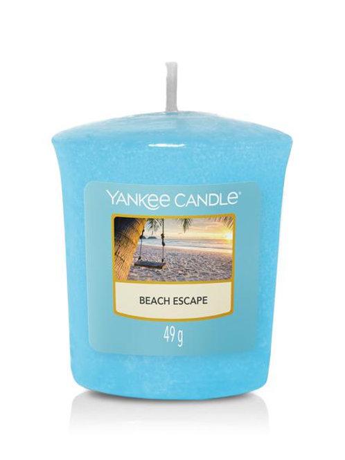 BEACH ESCAPE - Yankee Candle - Candela Sampler