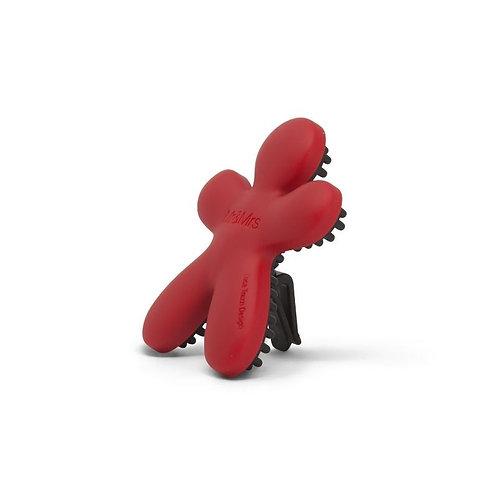 NIKI - Profumatore per auto ricaricabile -Classic matt Red - Peppermint