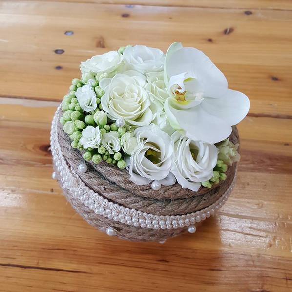 bouquet sposa sfera bohochic