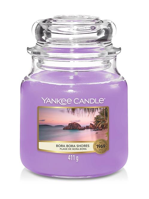 BORA BORA SHORES - Yankee Candle - Giara Media