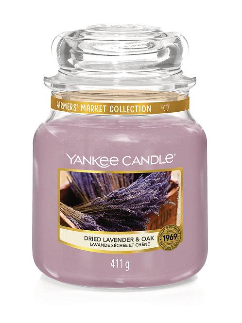 Dried lavender & oak - Yankee Candle - Giara media