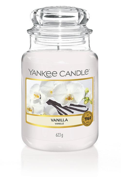 Vanilla - Yankee candle - Giara Grande