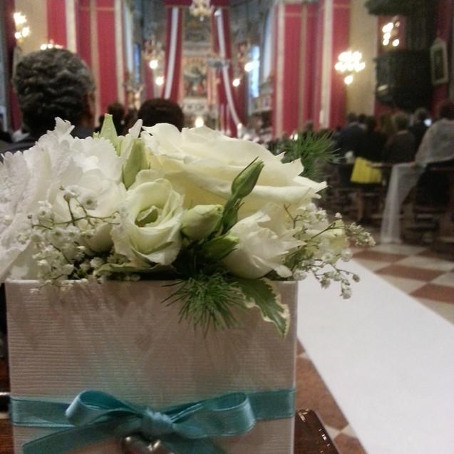 fiori matrimonio tiffany brescia manerbio