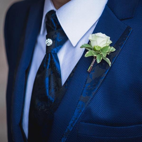 fiore occhiello sposo wedding planner brescia