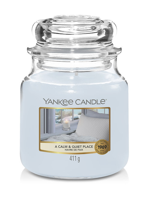 A calm and quite place - Yankee Candle - Giara media