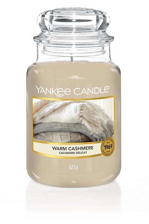 Warm Cashmere - Yankee candle - Giara Grande