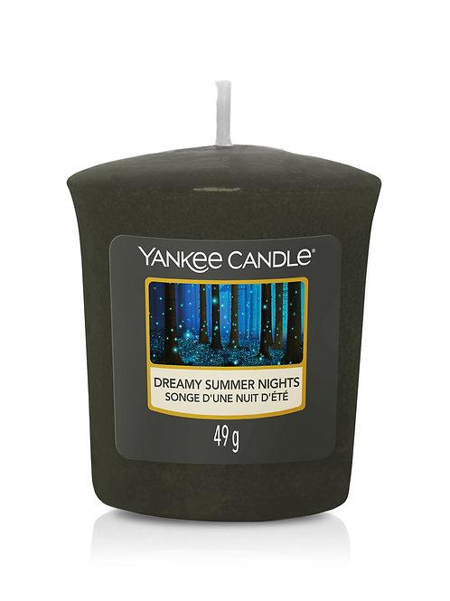 Dreamy summer nights - Yankee Candle - Votivo