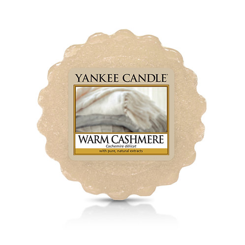 Warm Cashmere - Yankee Candle - Tart